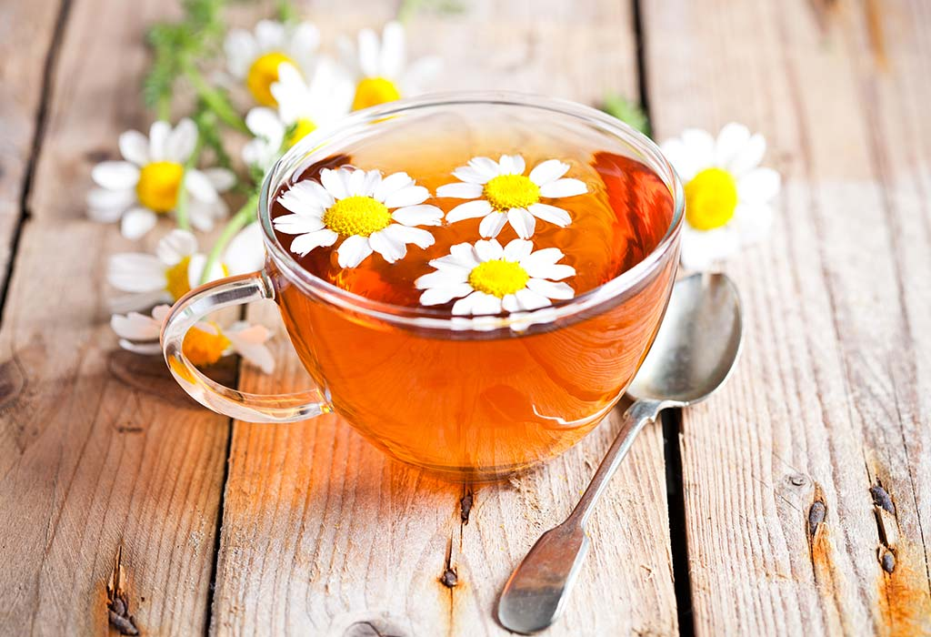 chamomile tea home remedy