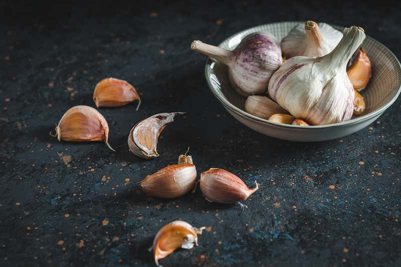 garlic how to naturally cure urine infection