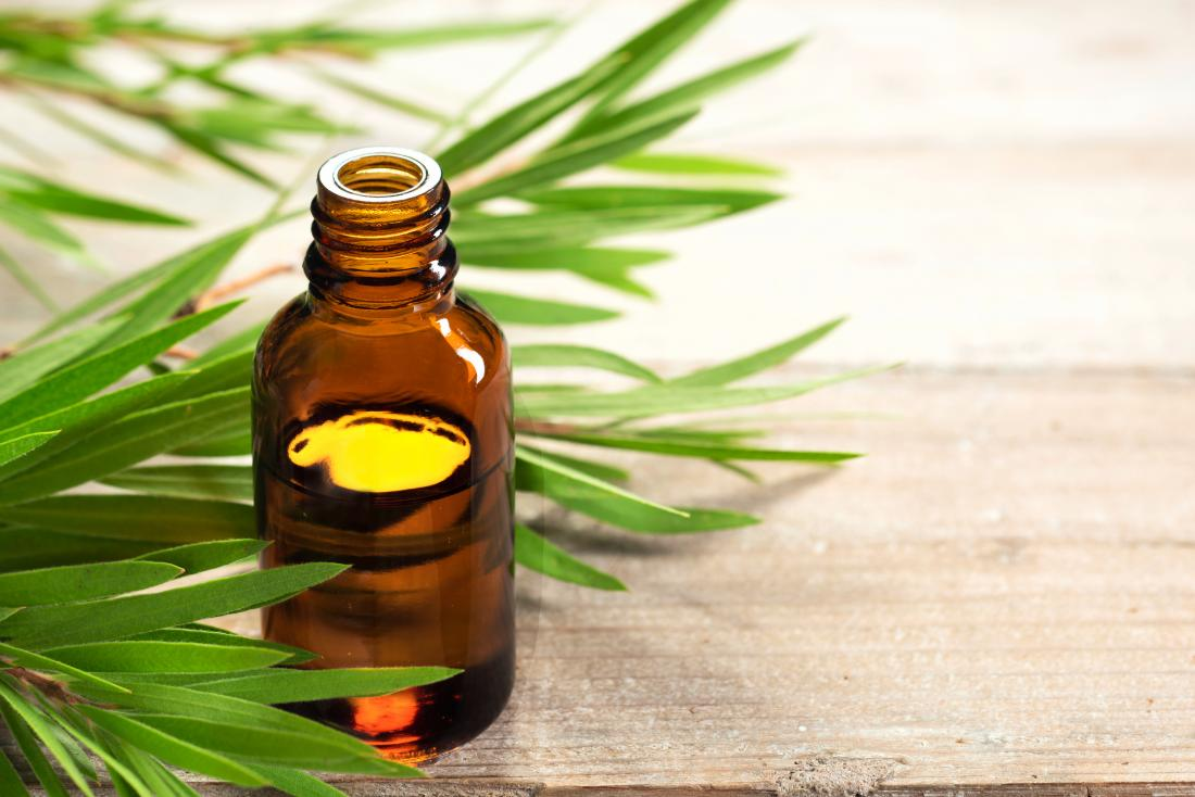 tea tree oil used an a home remedy for scabies